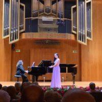 Conservatoire de Madrid, 2019