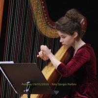 Héloïse de Jenlis, harpe/harp