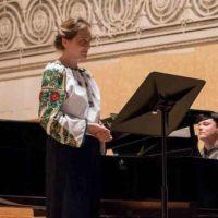 Mariana Jacob, mezzo-soprano