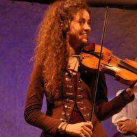 Mathilde de Jenlis, violon/violin
